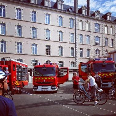 Sapeurs Pompiers de Dijon